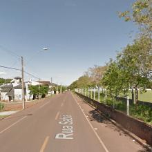 Foto Rua Sabiá