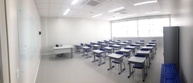 La Salle POA - Sala de aula