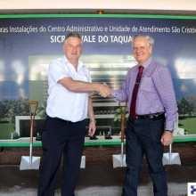 Adílson Carlos Metz e José Zagonel