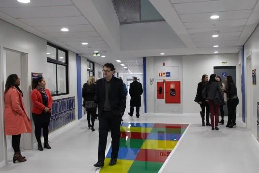 La Salle POA - Interior