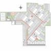 Localização das vagas de estacionamento
